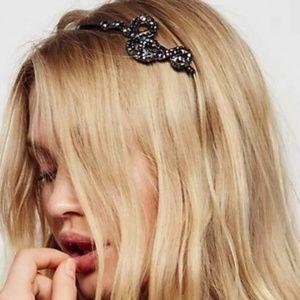 Free people snake charmer headband New